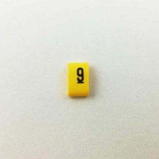 Oznacznik kabli i przewodów OZ cyfra 9