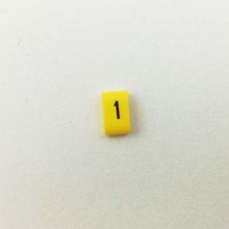 Oznacznik kabli i przewodów OZ cyfra 1