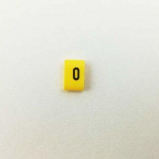 oznacznik kabli OZ cyfra 0