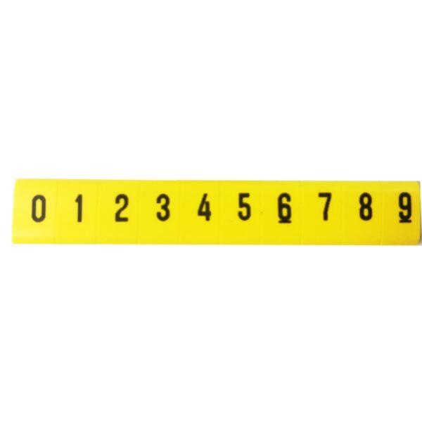 oznaczniki kabli, znaczniki kabli, znaczniki przewodów, znaczniki liczbowe, cyfry, liczby, oznaczenia rozdzielnic, oznaczenia przewodów, oznaczniki na kable, oznaczenia przewodów