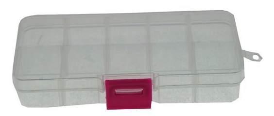 plastikowe pudełko do przechowywania oznaczników elektrycznych