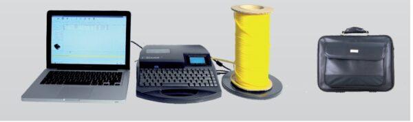 Drukarka oznaczników elektrycznych LK-330. Druk oznaczników elektrycznych oraz etykiet samoprzylepnych