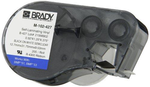 etykiety Brady; BMP41; Etykiety samolaminujące; oznaczenia kabli; teleinformatyka; taśmy; oznaczanie; znakowanie; wydruk oznaczeń; oznaczniki; taśmy specjalne;