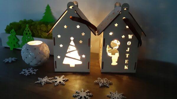 Lampion; lampion LED, lampion na roraty, lampion podświetlany; lampion z imieniem dziecka