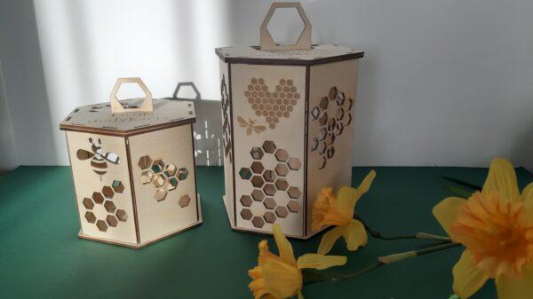 pudełko na miód; skrzynka na miody; skrzynka na miód grawer; honey box; honey boxes engrave;