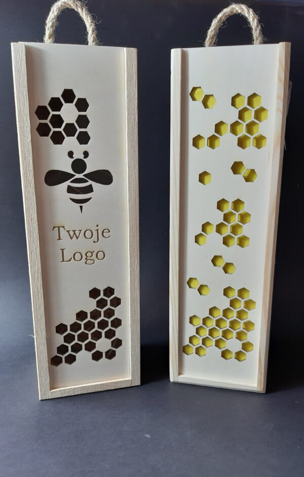 skrzynka na miód; honey box; pudełko na miody;